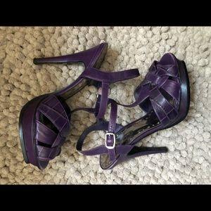BCBGeneration Shoes - Perfect Purple Platform Stiletto
